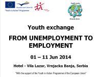 From Unemploymet To Employment